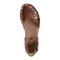 Earth Cahoon - Women's Mary Jane Sandal -  CAHOON 602947WLEA Almond 05