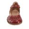 Earth Cahoon - Women's Mary Jane Sandal -  CAHOON 602947WLEA Regal Red 04