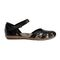 Earth Cahoon - Women's Mary Jane Sandal - Black - Side