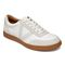 Vionic Brok Men's Casual Lace Up Sneaker - White - 1 profile view