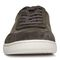 Vionic Brok Men's Casual Lace Up Sneaker - Greige - 6 front view