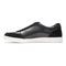 Vionic Brok Men's Casual Lace Up Sneaker - Black - 2 left view