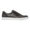 Vionic Brok Men's Casual Lace Up Sneaker - Greige - 4 right view