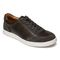 Vionic Brok Men's Casual Lace Up Sneaker - Greige - 1 profile view