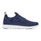 Vionic Damian Men's Casual Sneaker - Navy - 4 right view
