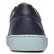 Vionic Mable Pro Women's Slip Resitant Shoe - Navy Blue - 5 back view