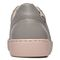 Vionic Mable Pro Women's Slip Resitant Shoe - Grey Pink - 5 back view
