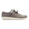Vionic Lindsey Women's Casual Supportive Shoe - SLTGRY Nubuck - 4 right view