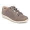 Vionic Lindsey Women's Casual Supportive Shoe - Slate Grey Nubuck - 1 profile view
