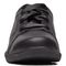 Vionic Lindsey Women's Casual Supportive Shoe - Black - 6 front view