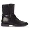 Vionic Thea Women's Leather Boot With Adjustable Strap - Black - 4 right view