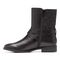Vionic Thea Women's Leather Boot With Adjustable Strap - Black - 2 left view