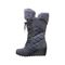 Bearpaw 2330W  030 - Charcoal - Side View