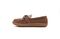 Pendleton Women's Lakehouse Moc Slipper Suede Wool - Toasted Coconut -
