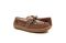 Pendleton Women's Lakehouse Moc Slipper Suede Wool - Toasted Coconut - Pair