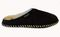 Pendleton Women's Weaver Washable Slipper - Black - Lateral Side