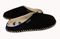 Pendleton Women's Weaver Washable Slipper - Black - Pair