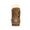 Bearpaw Rosaline Toddler Toddler Leather Boots - 2588T  220  - Hickory - Back View