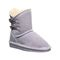 Bearpaw Rosaline Toddler Toddler Leather Boots - 2588T  641 - Wisteria - Profile View