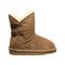 Bearpaw Rosaline Toddler Toddler Leather Boots - 2588T  220  - Hickory - Side View