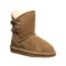Bearpaw Rosaline Toddler Toddler Leather Boots - 2588T  220  - Hickory - Profile View