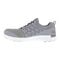 Reebok Work Men's Sublite Cushion Alloy Toe Comfort Athletic Work Shoe - Grey - Side View