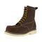 "Iron Age Solidifier Men's 8"" EH Comp Toe Waterproof Work Boot - Brown - Other Profile View"