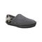 Bearpaw Marc Men's Cozy Slippers - 2539M  030 - Charcoal - Profile View