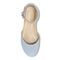Vionic Amy Women's Wedge Sandal - 3 top view - Sky
