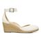 Vionic Amy Women's Wedge Sandal - 4 right view - Cream