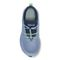 Vionic London Women's Sneaker with Bungee Laces - Bluebell - 3 top view